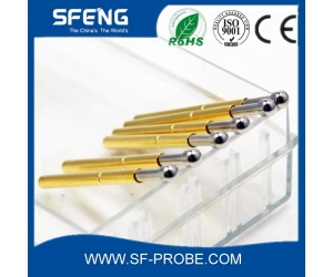 100pcs SF-P50 Dia 0.68mm spring test probe