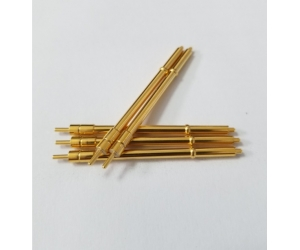 2020 hot selling brass material gold plating test pin SF-2.87x56.0-H