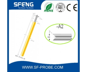 Best selling in China diameter 0.68mm Au&Ni spring loaded probe pin