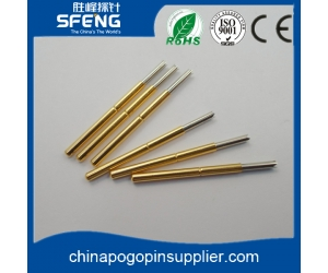 China low price led pcb pogo pin connector for testing