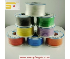 Colorful Ok wire used for PCB test