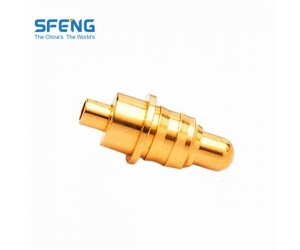 Gold plated Pogo Pin Pcb,Pcb Test Probe Needle,Brass Contact Pin