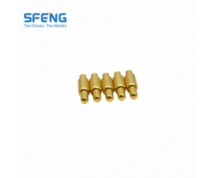 High quality contact pogo pin with gold plating