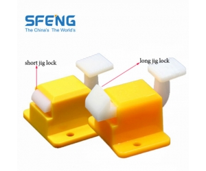 Low MOQ short and long plastic jig lock for PCB testing