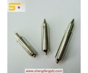 PCB spring loaded probe for Nickel plating