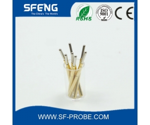 Suzhou shengteng test probe pogo pin connector with best service