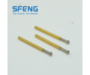 spring loaded contact pins for PCB ICT test