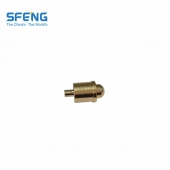 China 10A current ration gold plated sring  current pogo pin 8.0*22mm fabriek