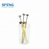 La fábrica de China Famous supplier spring loaded probe pins with low price