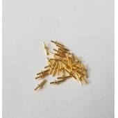 China customized precision brass pin SF-2.0x7.0 with good price factory