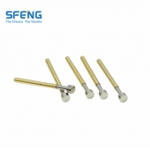 China standard size spring contact pin SF-P100 for ICT tester factory